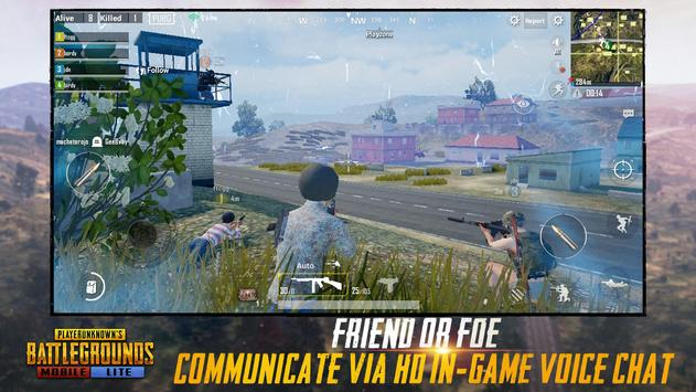 PUBG MOBILE LITE capture d'écran 4