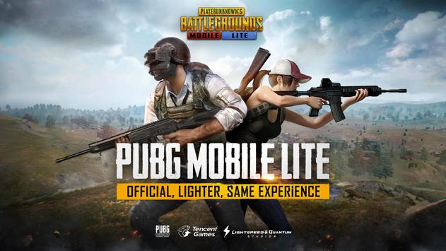 PUBG MOBILE LITE Cartaz