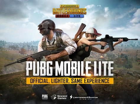 PUBG MOBILE LITE capture d'écran 13
