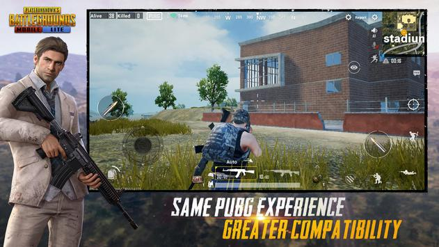 PUBG MOBILE LITE capture d'écran 1