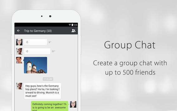 WeChat apk screenshot