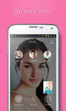 QQ International - Chat & Call poster
