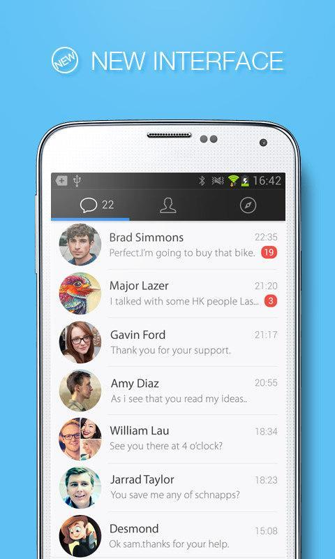 QQ International - Chat & Call for Android - APK Download