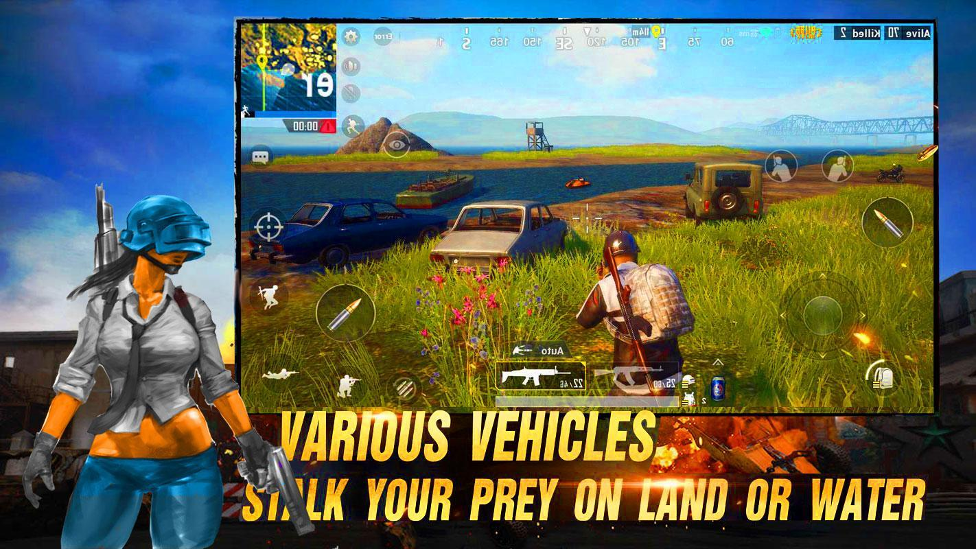 🎮PUBG🎮 ONLINE for Android - APK Download