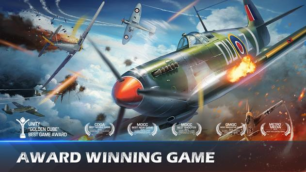 浴血長空(War Wings) apk 截图