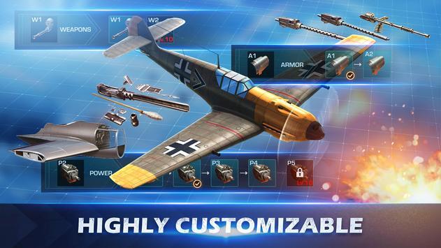 War Wings screenshot 3