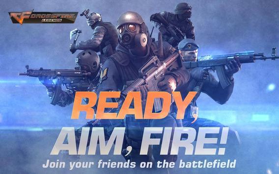 CrossFire: Legends imagem de tela 5