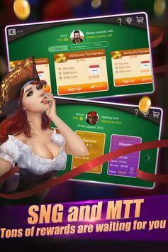 Tencent Poker-Texas Hold'em apk screenshot