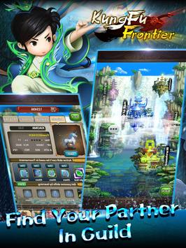 Kungfu Frontier apk screenshot