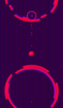 10 Circles ( Ball Fall ) Free screenshot 6