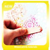 Mixed prints tutorials icon