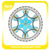 Awesome Spirograph Crafts icon