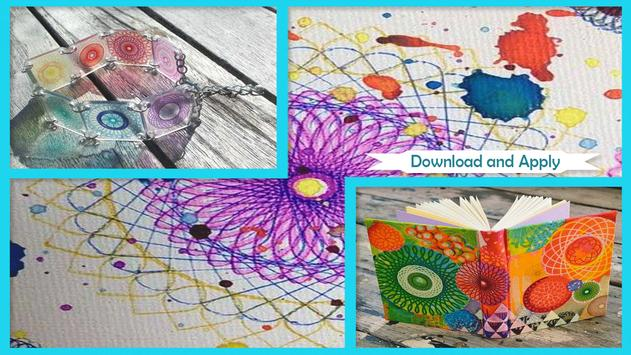 Awesome Spirograph Crafts poster