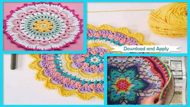 Best Crochet Mandala Patterns For Android Apk Download