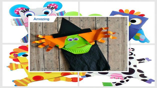 Creative Puppet Paper Bag screenshot 2