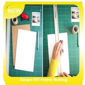 Simple DIY Frame Matting icon
