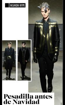 TENMAG fashion magazine apk screenshot