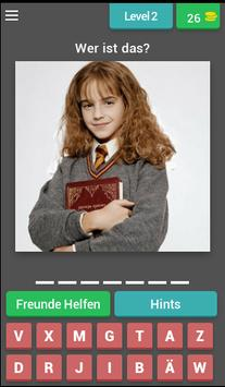 Harry Potter Quiz apk screenshot