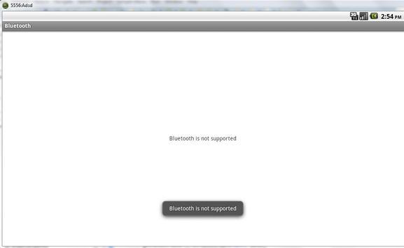 Tenet Bluetooth apk screenshot