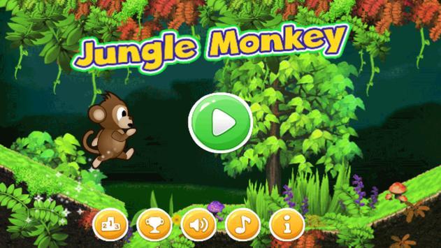 Jungle Monkey Jump screenshot 7