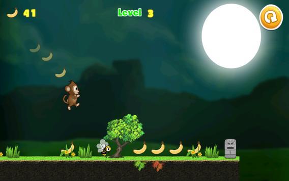 Jungle Monkey Jump screenshot 8