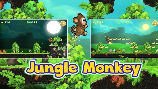 Jungle Monkey Jump poster