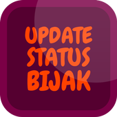 Update Status Bijak icon