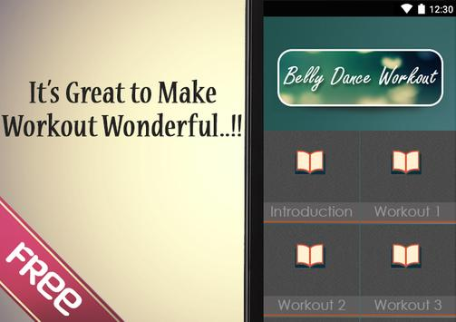Belly Dance Workout Guide apk screenshot