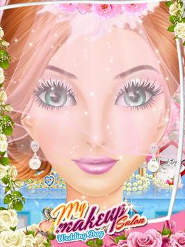 My Makeup Salon - Girls Game screenshot 4