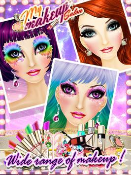 My Makeup Salon - Girls Game screenshot 12