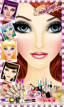 My Makeup Salon - Girls Game screenshot 1