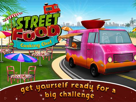 Street food cooking chef apk download free simulation game for street food cooking chef apk screenshot solutioingenieria Choice Image