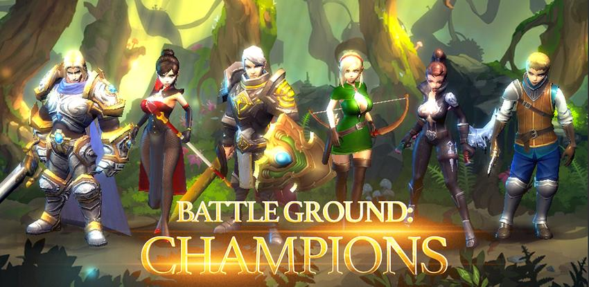 Battleground: Champions APK