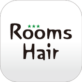 Rooms Hair (ルームスヘアー)公式アプリ icon