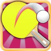 لعبة تنس ثلاثية الابعاد icon