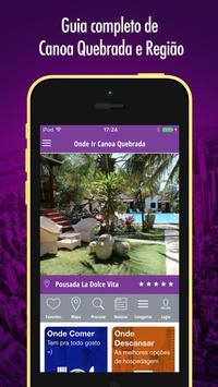 Onde Ir Canoa Quebrada apk screenshot