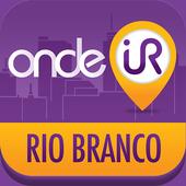 Onde Ir Rio Branco icon