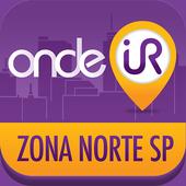 Onde Ir Zona Norte SP icon