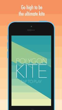 Polygon Kite poster
