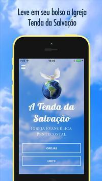 A Tenda da Salvação poster