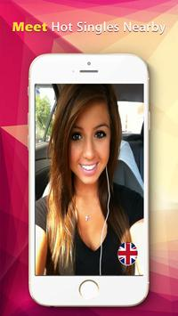 British Girl Live Chat Dating screenshot 2
