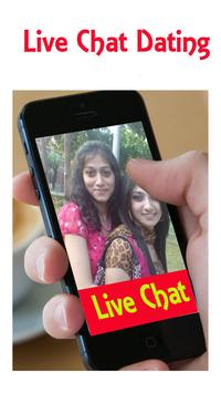 Muslim Girls Live Chat Dating poster
