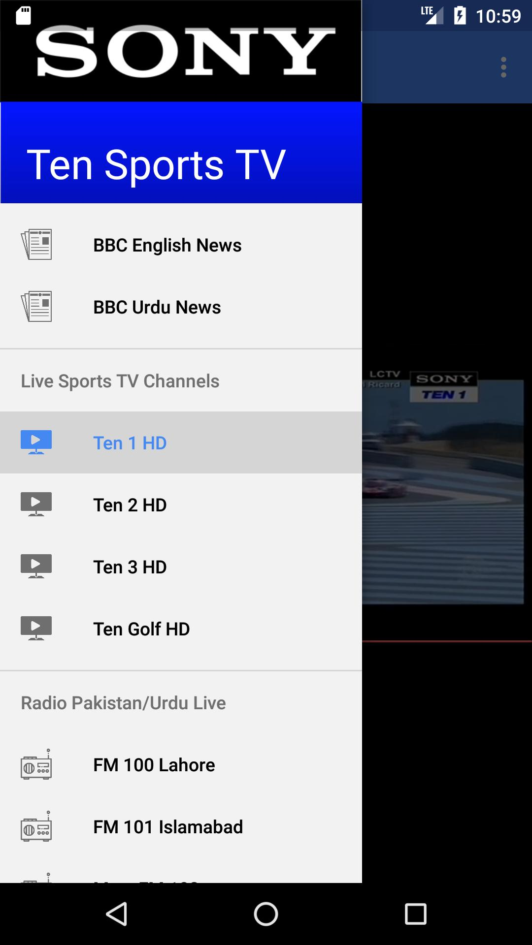 Ten Sports TV for Android - APK Download
