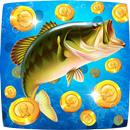 Fishing Battle: Duels. 2018 Arcade Fishing Game. APK