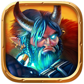 Magic Heroes: Aventura RPG PvP icono
