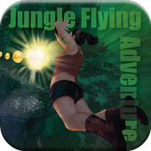 Jungle Flying Adventure icon