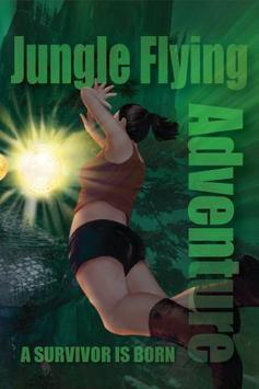 Jungle Flying Adventure poster