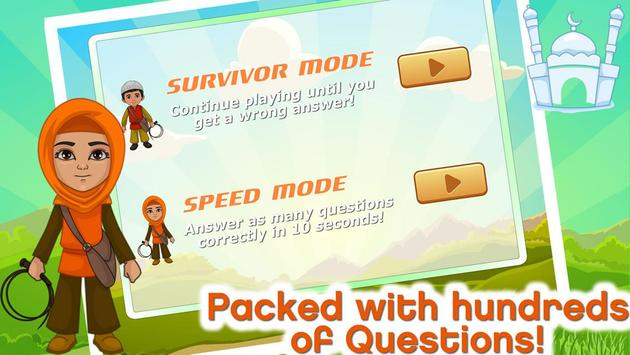 Islamic Quiz Educational App apk screenshot