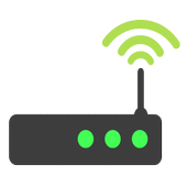 Wireless Wifi Router icon
