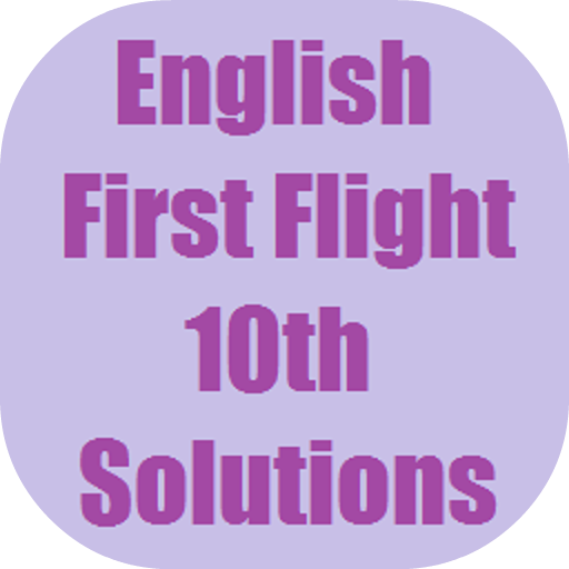 First Flight 10 Solutions